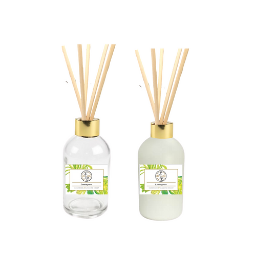 Coastal Scented Diffuser - LEMONGRASS