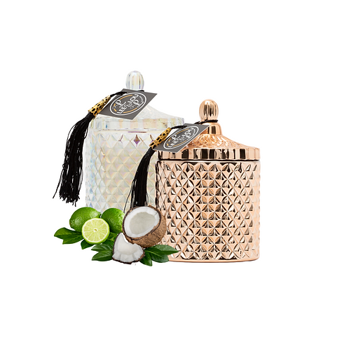 GEO Candle Collection  - Coconut & Lime