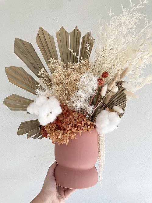 Emma Dried Flower Arrangement