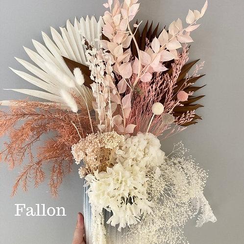 Fallon Dried Flower Arrangement