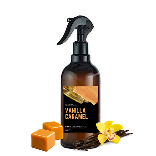 Scent Spray - Vanilla Caramel