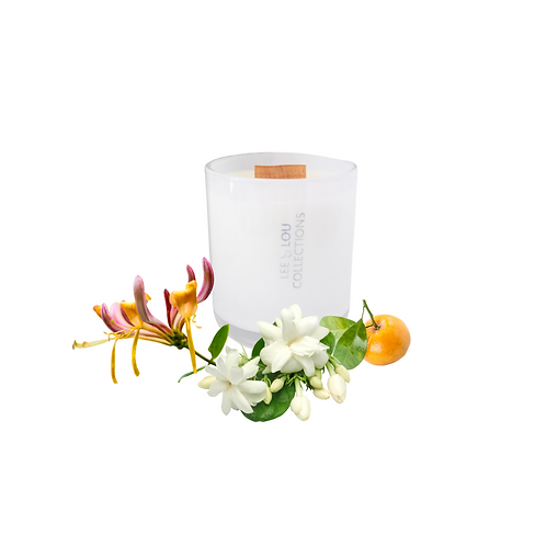 Japanese Honeysuckle Luxe Candle