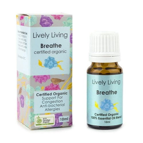 Breathe Oil Blend