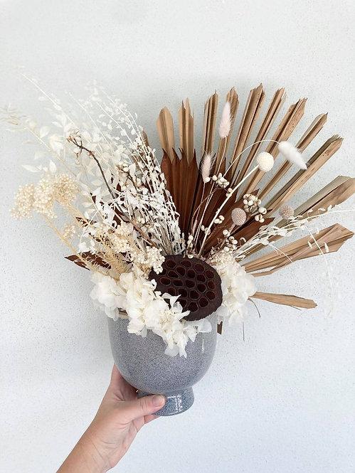 Briar Dried Flower Arrangement