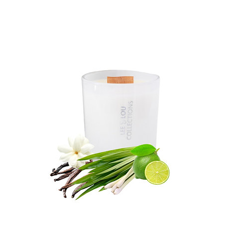 Sweet Lemongrass Luxe Candle