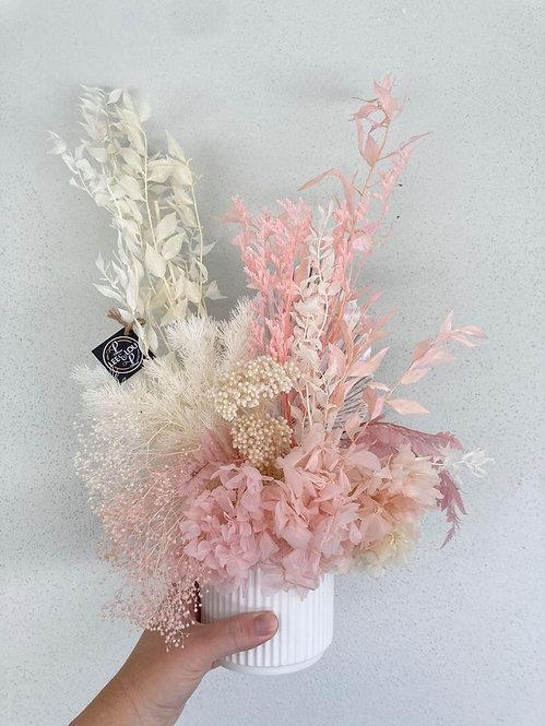 Phoebe Dried Flower Arrangement
