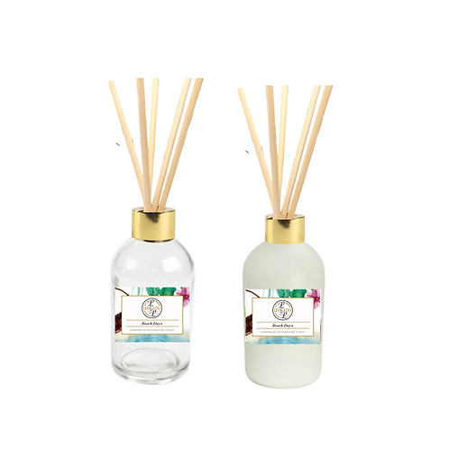 Coastal Scented Diffuser - BEACH DAYS