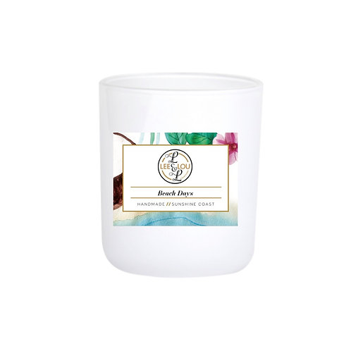 Coastal Candle Collection - Beach Days