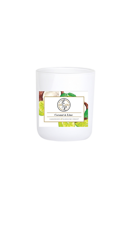 Coastal Candle Collection - Coconut & Lime