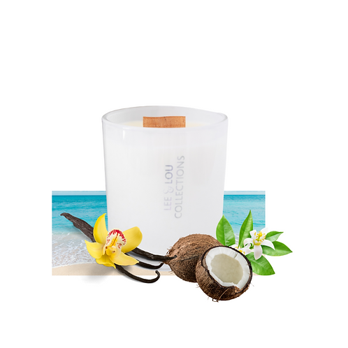 Beach Days Luxe Candle