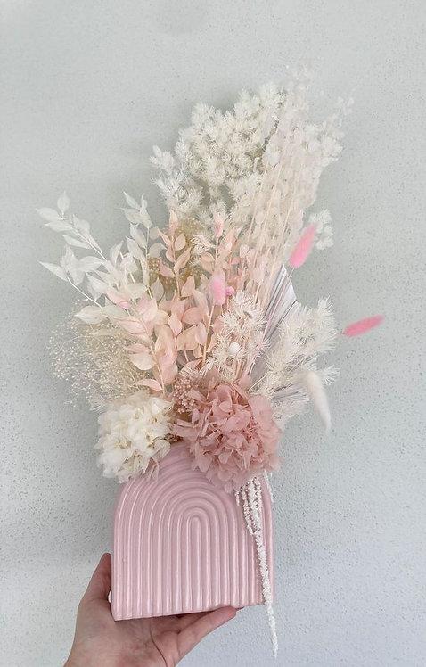 Daphne Dried Flower Arrangement