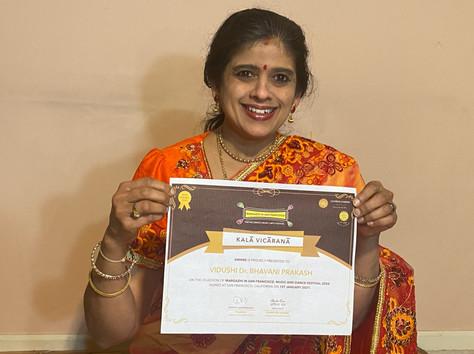 Vid. Dr. Bhavani Prakash