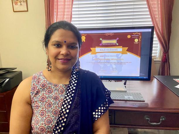 Vid. Smt. Anupama Srivastava