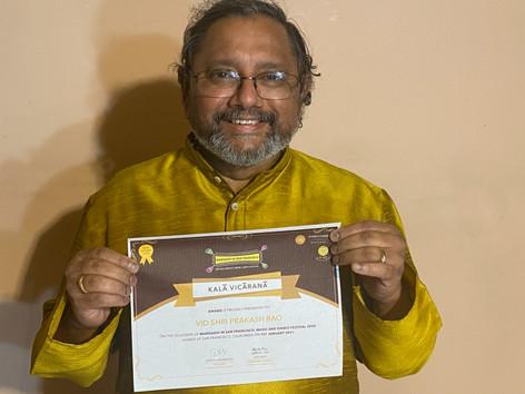 Vid. Shri. Prakash Rao