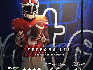 Catching Up with 4-Star ATH Keyvone Lee