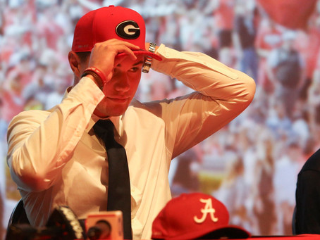 3-Star TE Wins Big Chooses Georgia