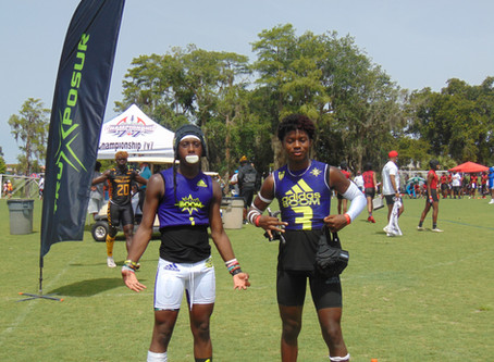 "#Battle Royale 7v7 Young Guns ""Show up and Show Out"""