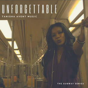Tanisha Avent - Unforgettable (Cover)