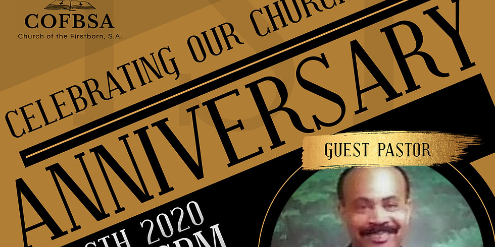 19th Church Anniversary Sunday Night Service
