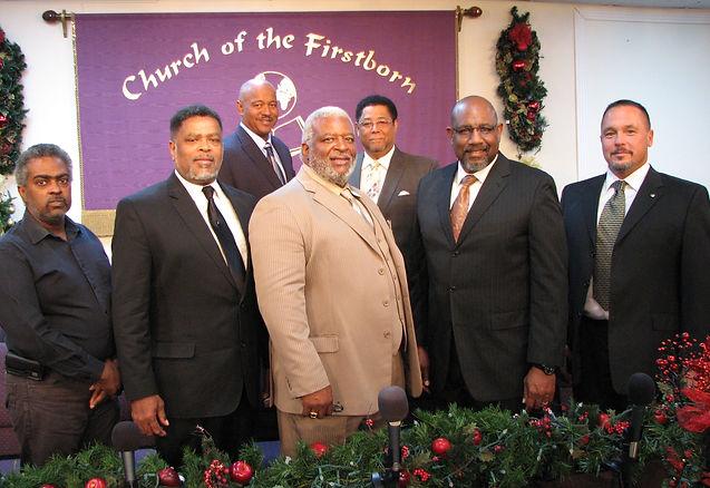 COFBSA Deacons