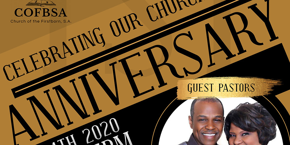19th Church Anniversary Friday Night Service