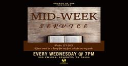 COFBSA Wednesday Night Service