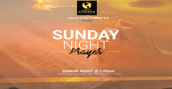 COFBSA Sunday Night Prayer