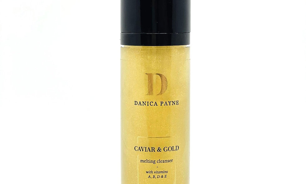 Caviar & Gold Melting Cleanser