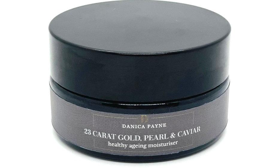 23 Carat Gold, Pearl & Caviar Moisturiser
