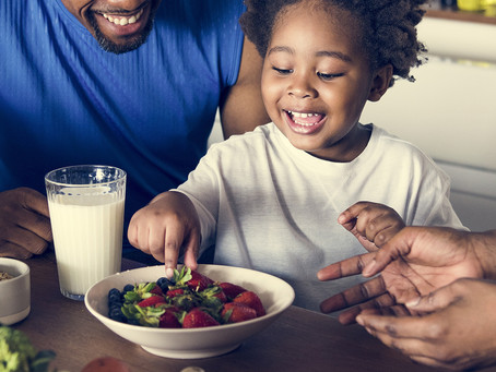 Encourage Healthy Eating Habits at Home