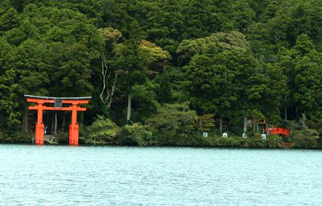 Hakonejinja Shrine Hakone