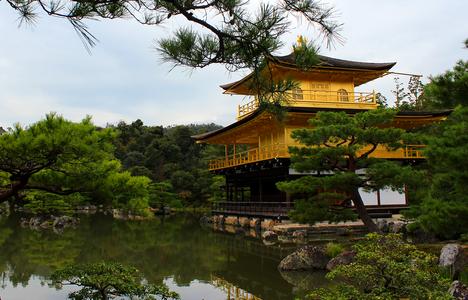 Kingokuji Shrine Kyoto