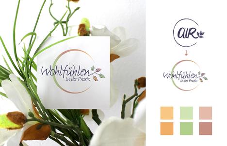 Logo Design Wohlfühlen In Der Praxis
