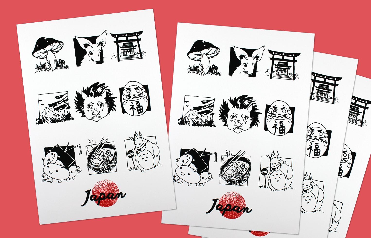 Prints Japan