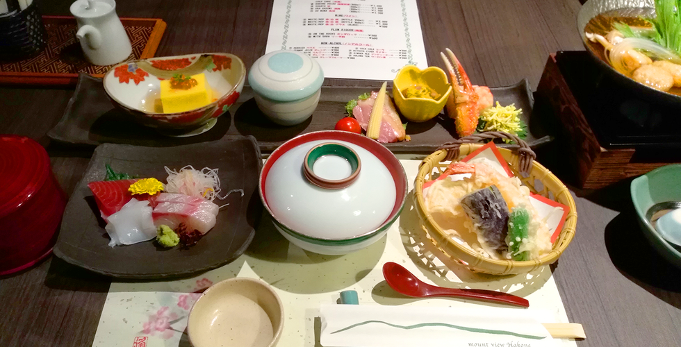 Japanese Traditional Meal