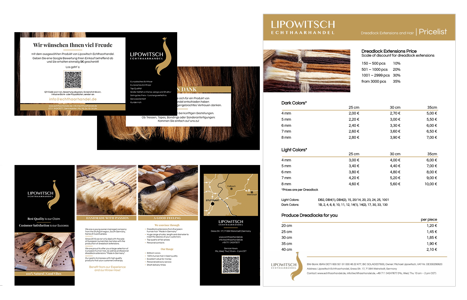 Corporate Material Lipowitsch