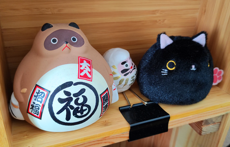 Trinkets from Japan
