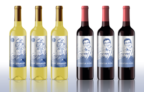 Wine Label Give Away