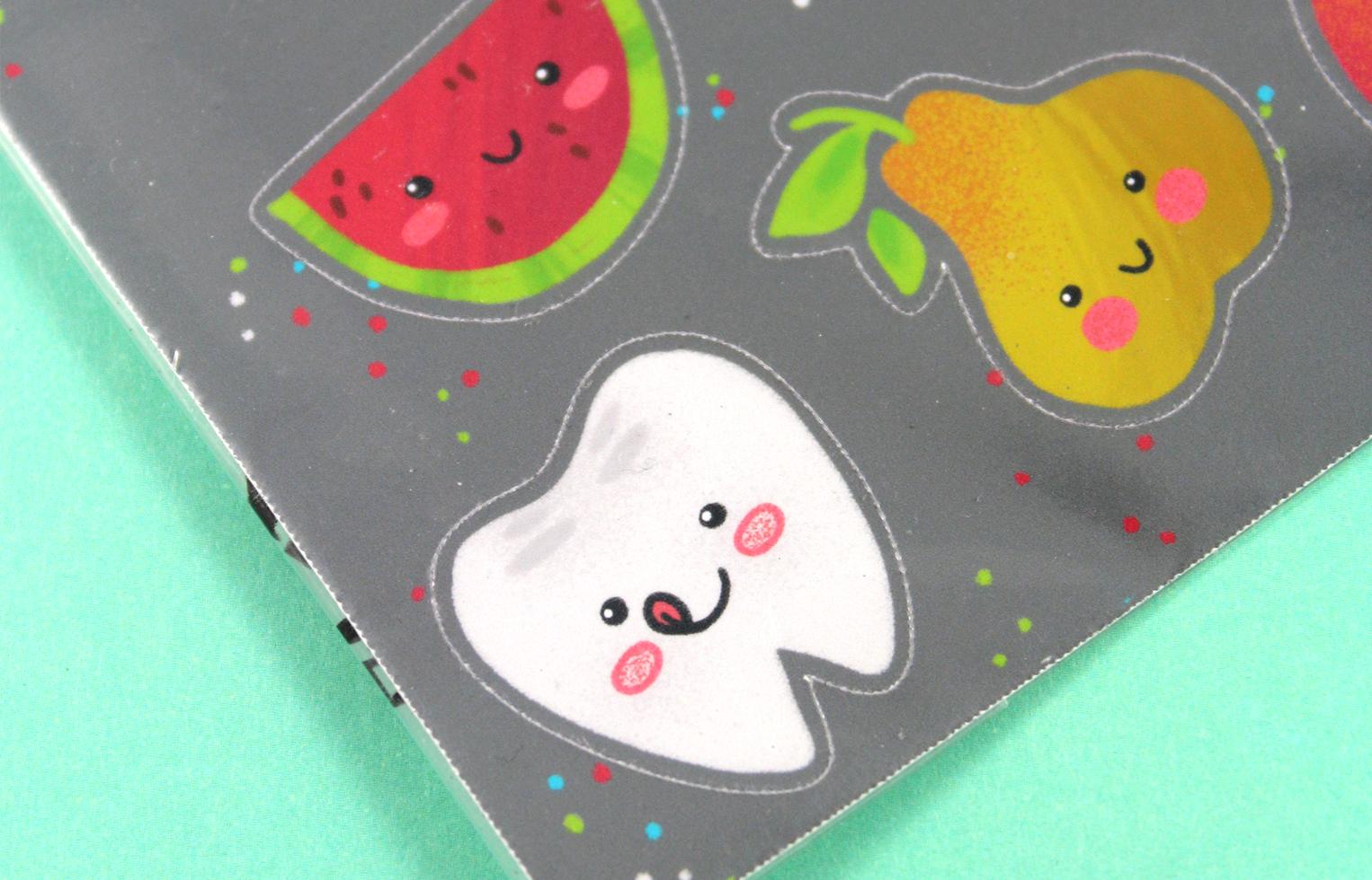 Sticker Sheet Sweet Tooth