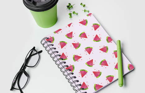 Notebook Melons