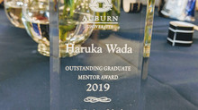 Outstanding Graduate Mentor Award