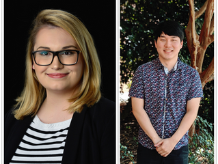 Wonil and Madeline Choi joins the Wada lab as M.S. students
