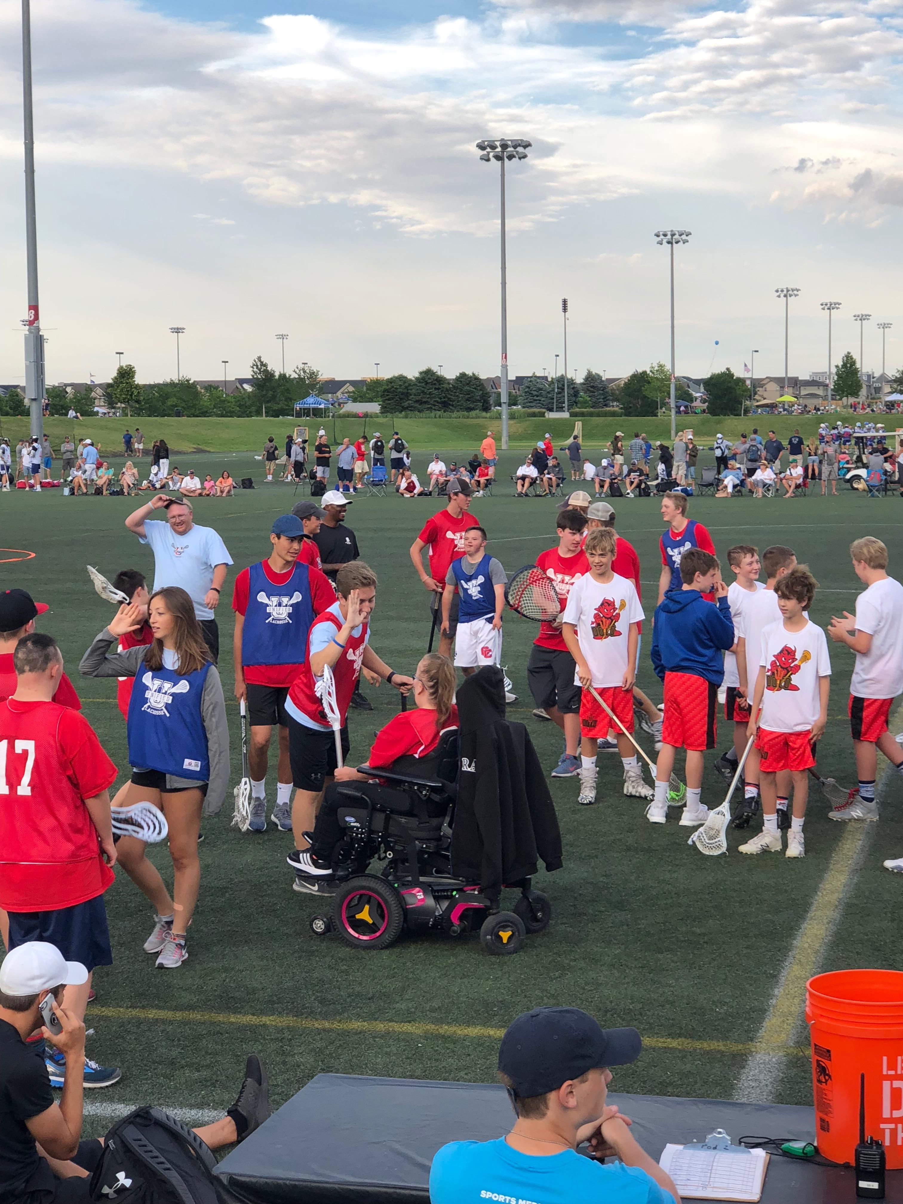 Unified Lacrosse - 18 of 85