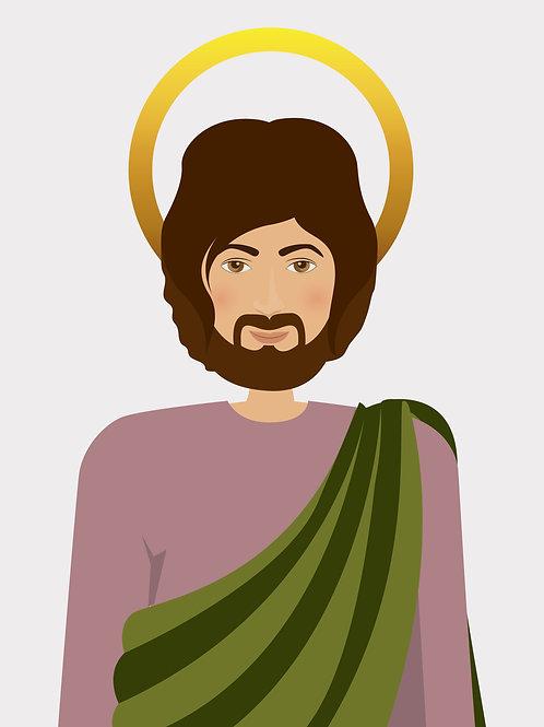 Thánh Giuse cartoon