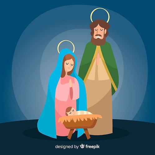 Chúa Giesu Giáng Sinh