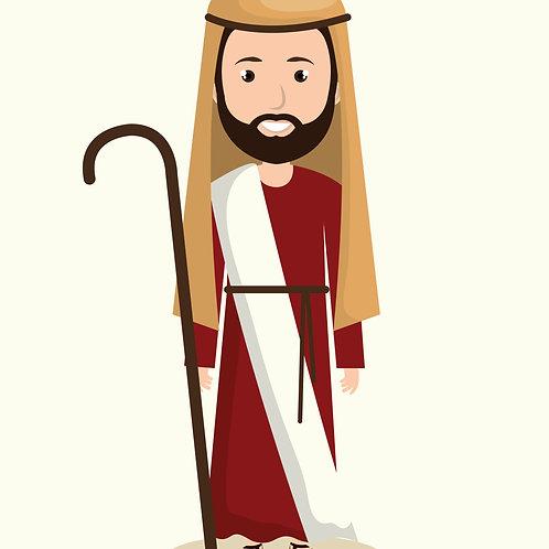 Thánh Giuse cartoon 2