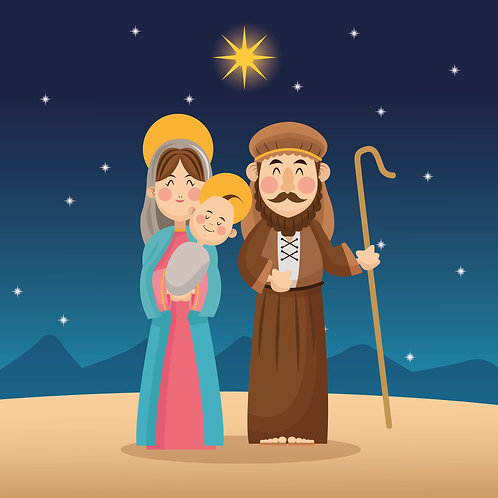 Chúa Giáng Sinh đêm đông