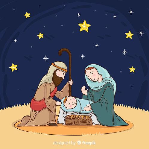 Chúa Giáng Sinh Đêm Sao