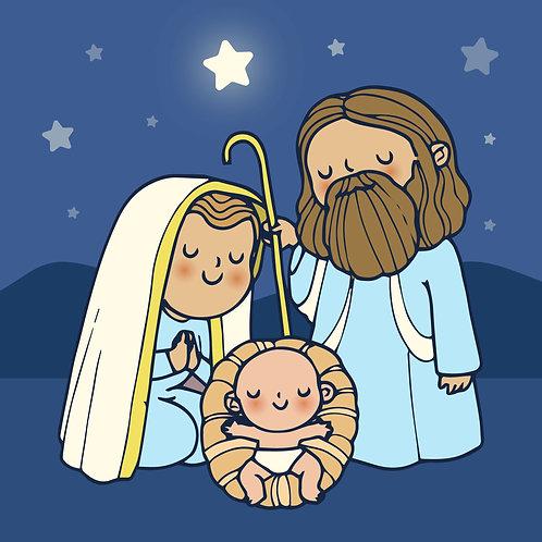 Chúa Giáng Sinh dễ thương