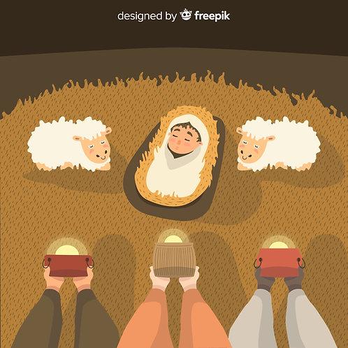 Ba Vua Tiến Dâng Lễ Vật Cho Chúa Giê-su